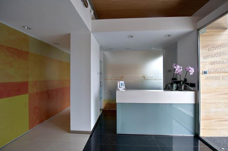 Beltrami cabau arquitectos - Clinica dental segovia ...