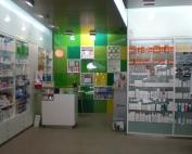 Interior Farmacia Beltrami