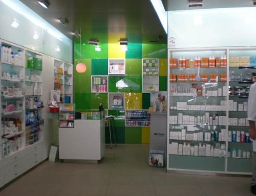 Farmacia BELTRAMI en Avda. Gran Capitán. Córdoba