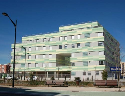 52 Viviendas Verdes VPO en Albacete