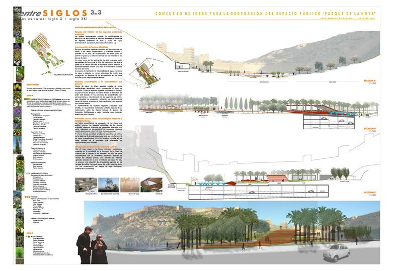 2009 CONCURSO PARQUE LA HOYA ALMERIA 3