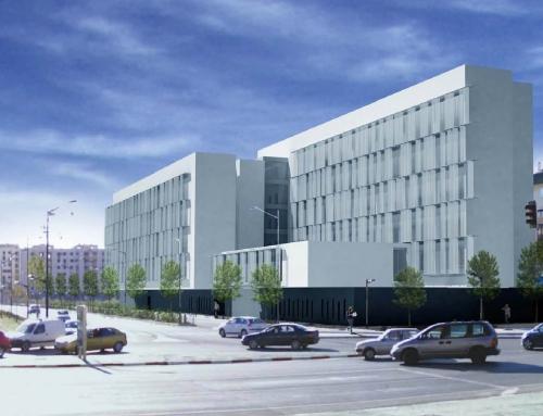 SESCAM &#8211; Gerencia de atención primaria y Oficina provincial de prestaciones &#8211; Albacete<br/><b>Segundo Premio</b>